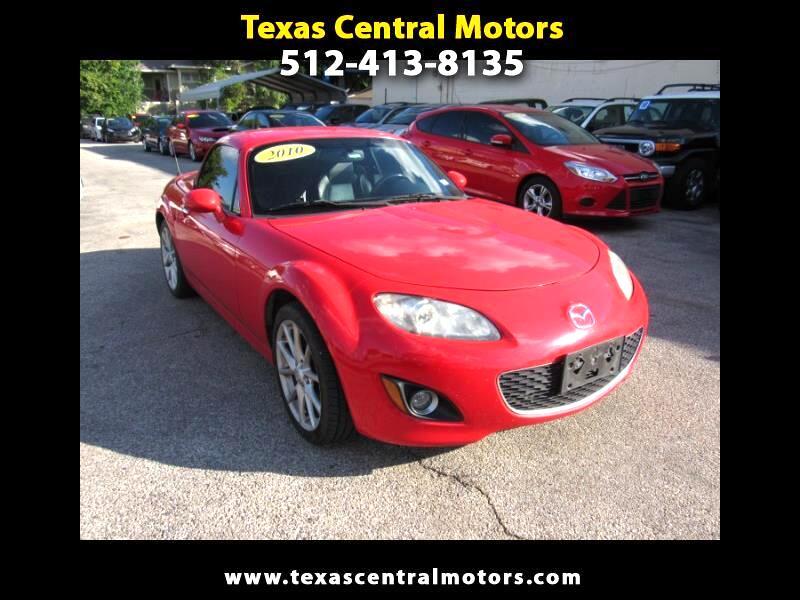 2010 Mazda MX-5 Miata Grand Touring PRHT