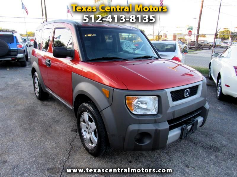 2004 Honda Element 2WD EX Auto w/Side Airbags