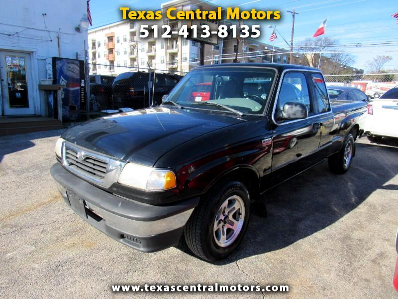 "2000 Mazda B-Series 2WD Truck Cab Plus4 125"" WB 3.0L Man Troy Lee"