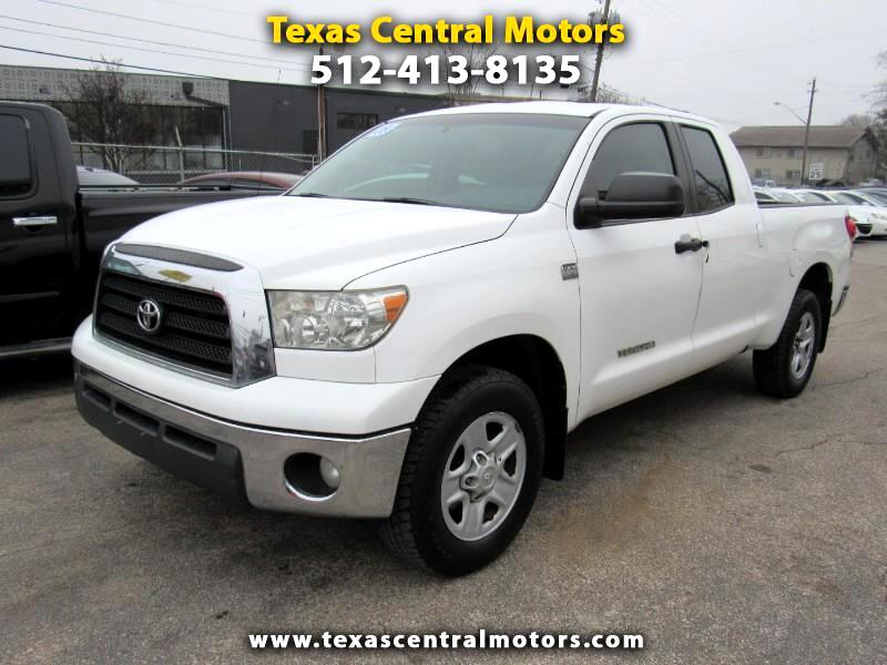 2009 Toyota Tundra 2WD Truck Dbl 4.7L V8 5-Spd AT  (Natl)