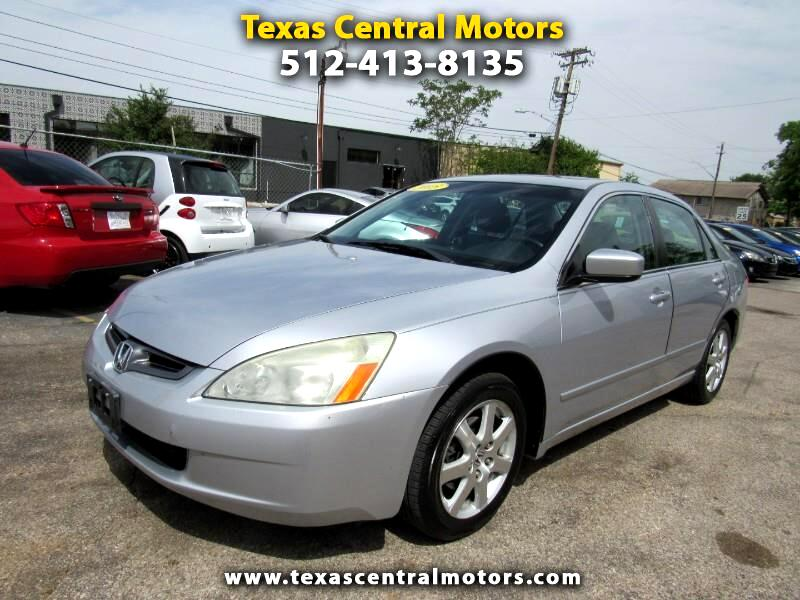 2005 Honda Accord Sdn EX-L V6 AT with NAVI