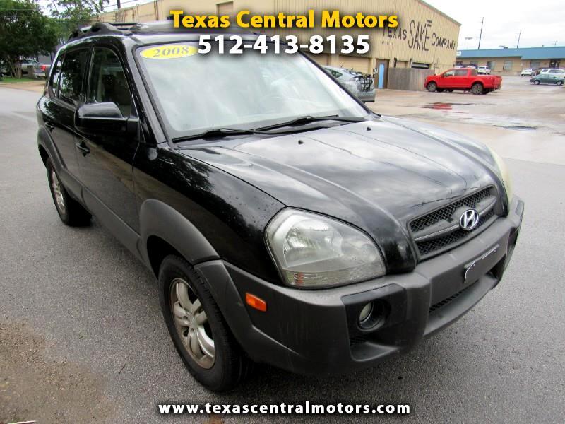 2008 Hyundai Tucson FWD 4dr V6 Auto Limited