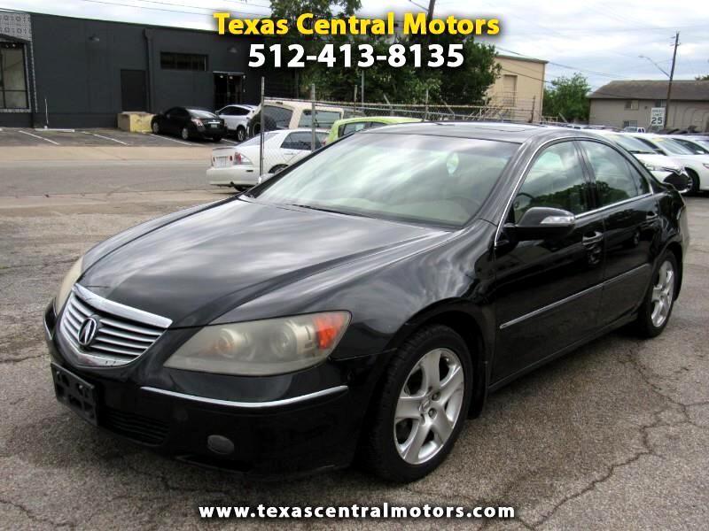 2005 Acura RL 4dr Sdn AT (Natl)