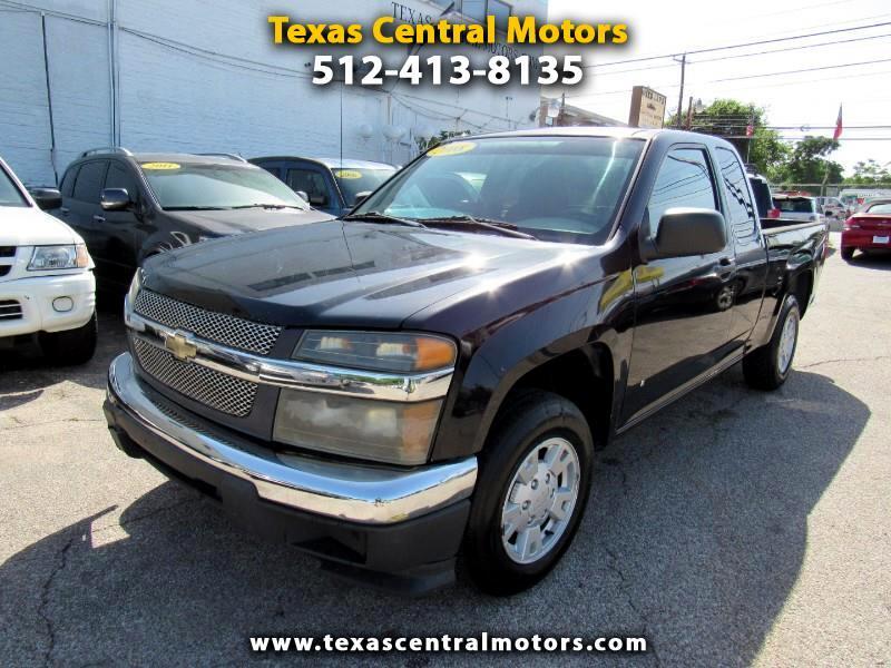 "2008 Chevrolet Colorado 2WD Ext Cab 125.9"" Work Truck"