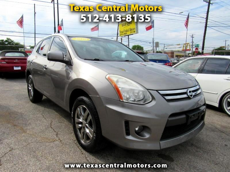 2010 Nissan Rogue FWD 4dr S Krom Edition
