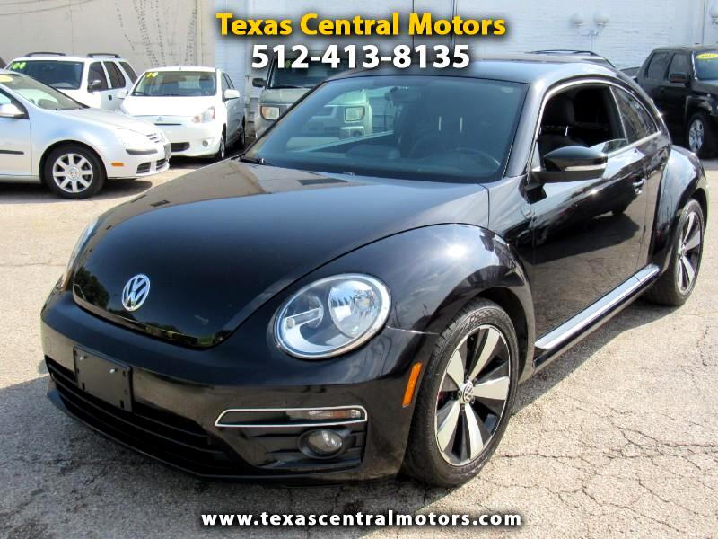 2013 Volkswagen Beetle Coupe 2dr DSG 2.0T Turbo