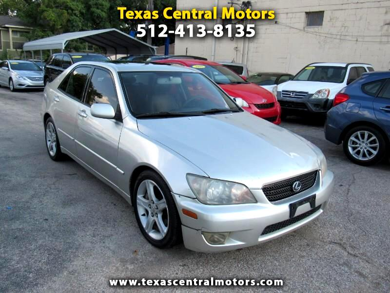 2004 Lexus IS 300 4dr Sdn Auto Trans