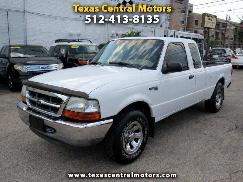"2000 Ford Ranger Supercab 126"" WB XLT"
