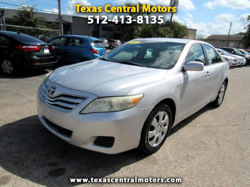 Toyota Camry 4dr Sdn I4 Man LE (Natl) 2011