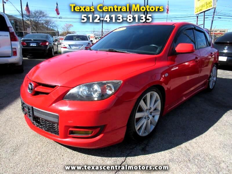 Mazda MAZDA3 5dr HB Mazdaspeed3 Sport*Ltd Avail* 2008