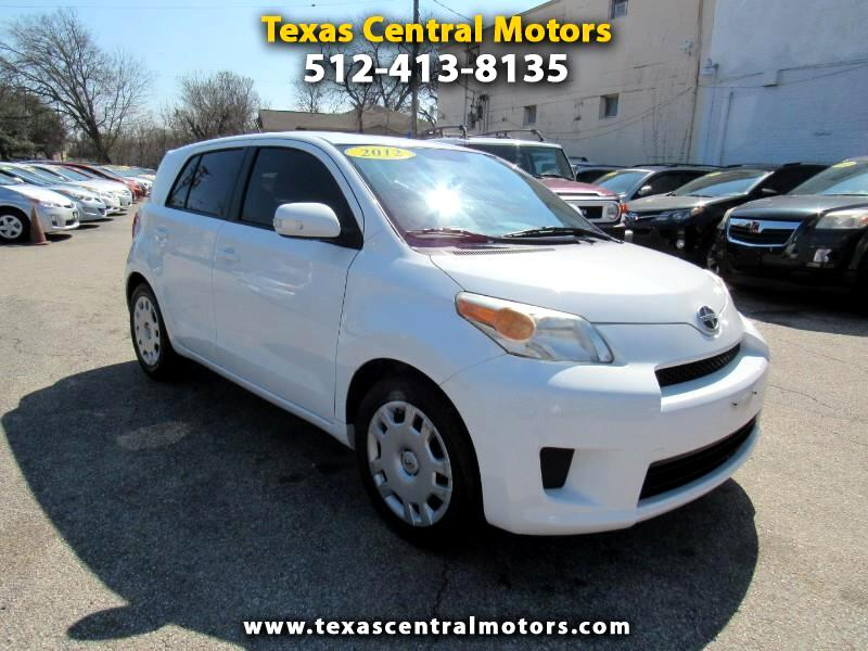 Scion xD 5dr HB Auto (Natl) 2012