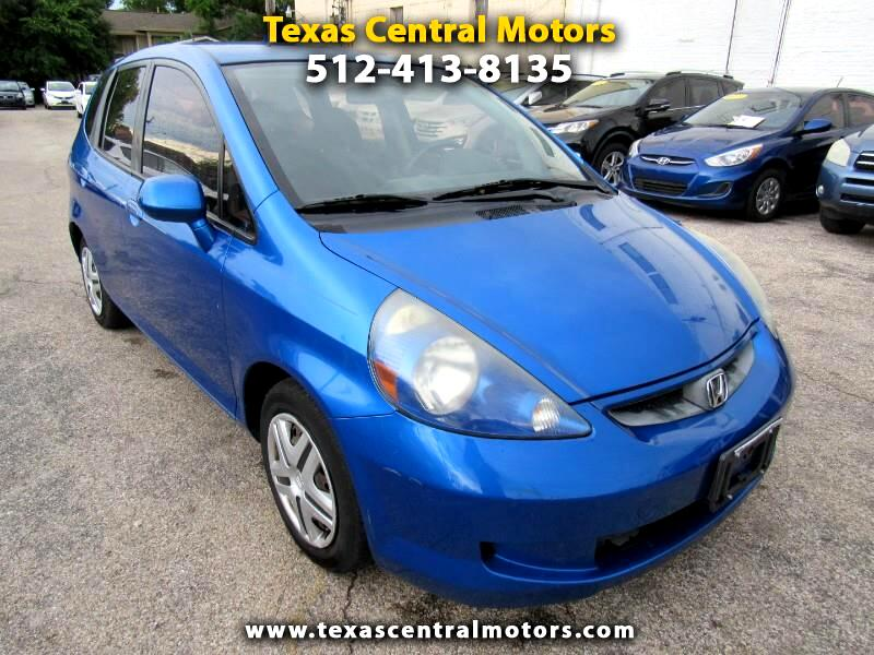 Honda Fit 5dr HB Man 2008