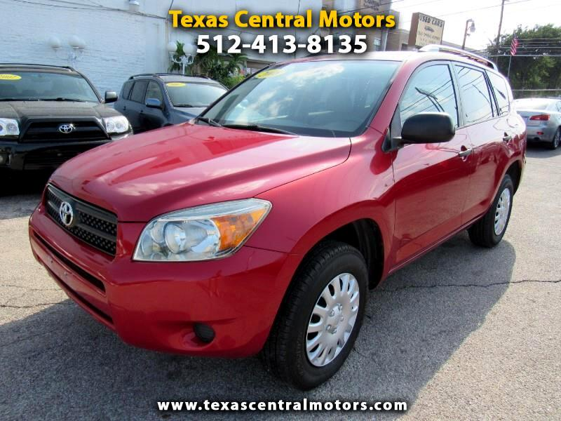 Toyota RAV4 FWD 4dr 4-cyl 4-Spd AT (Natl) 2008