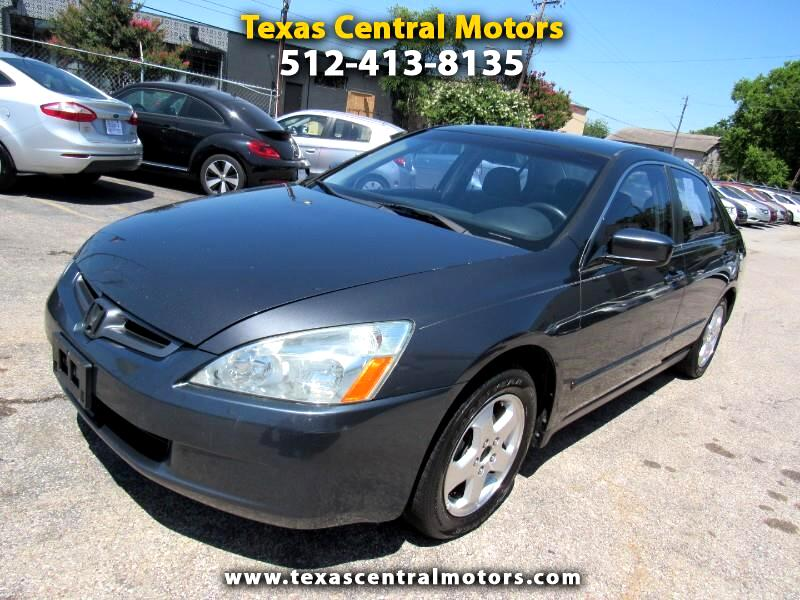 Honda Accord Sdn LX Auto 2004