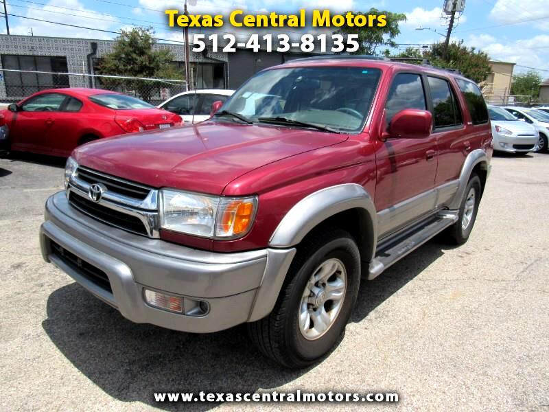 Toyota 4Runner 4dr Limited 3.4L Auto (Natl) 2001