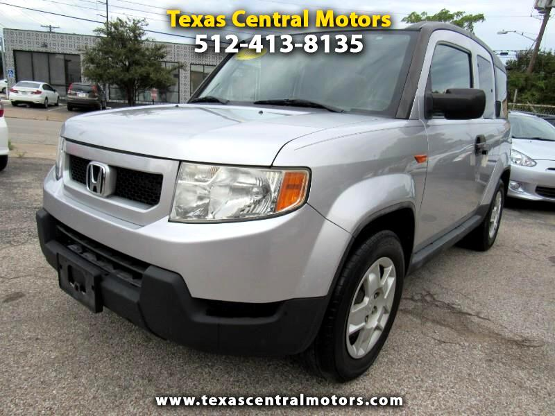 Honda Element 2WD 5dr Auto LX 2009