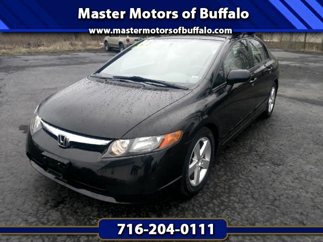 2008 Honda Civic EX SEDAN