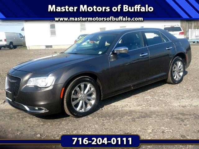 2016 Chrysler 300 AWD