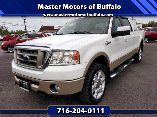 2007 Ford F-150 XLT KING RANCH