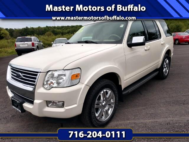 2009 Ford Explorer Limited 4.6L 4WD