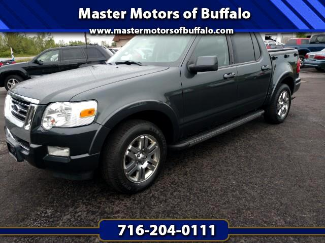2010 Ford Explorer Sport Trac Limited 4.6L 4WD