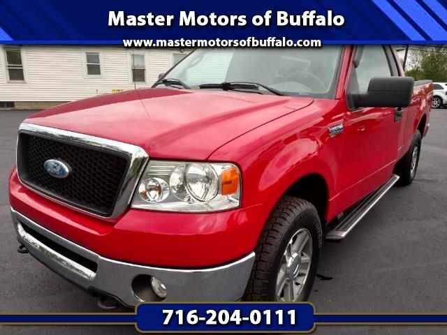 2007 Ford F-150 XLT 4WD