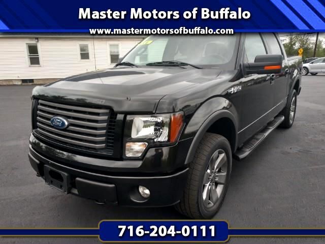 2011 Ford F-150 SUPERCREW FX4-4WD