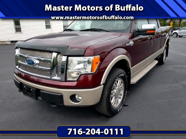 2009 Ford F-150 F-150 KING RANCH