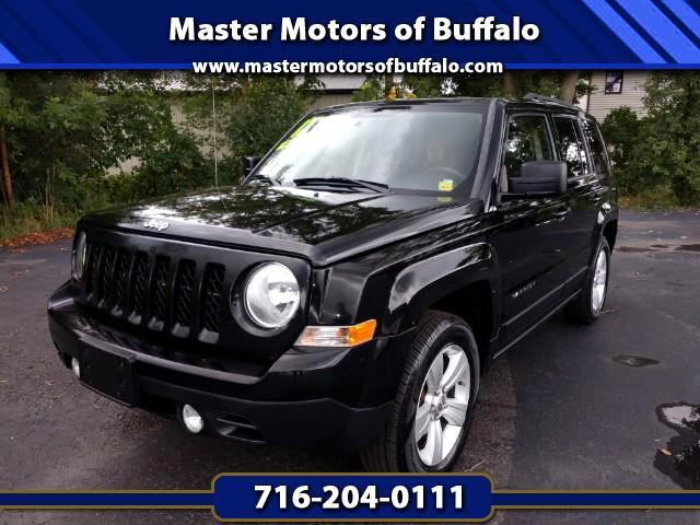 2012 Jeep Patriot 4WD