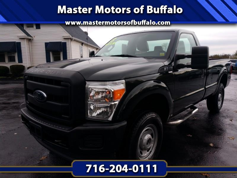 2013 Ford F-250 SD WT 4WD