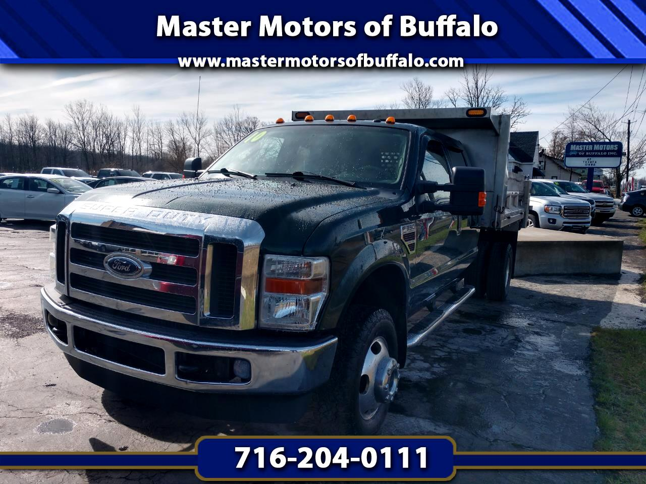 2010 Ford F-350 SD LARIAT