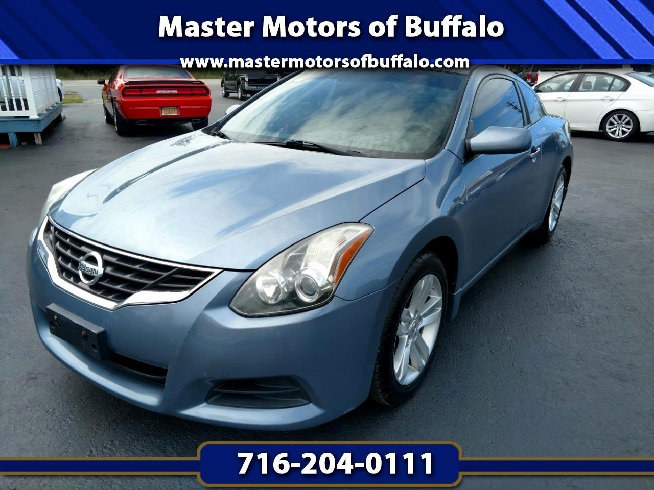 2010 Nissan Altima 2.5 COUPE