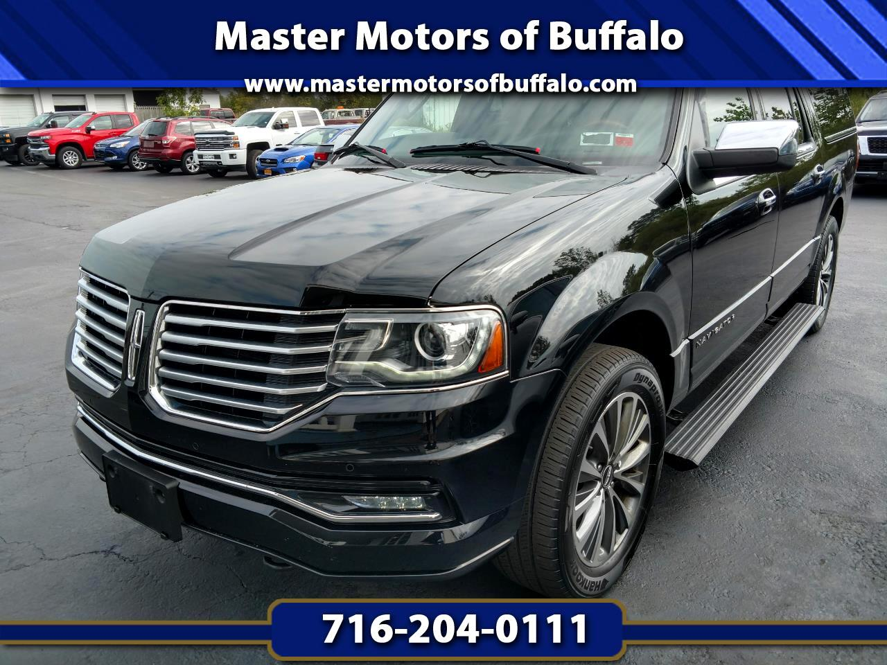 2016 Lincoln Navigator LIMITED 4WD