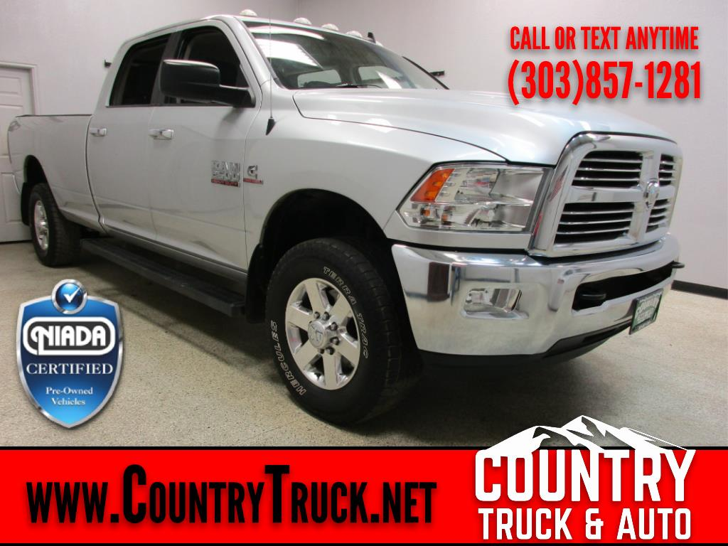 2014 RAM 2500 Big Horn Crew Cab Long Bed 4WD
