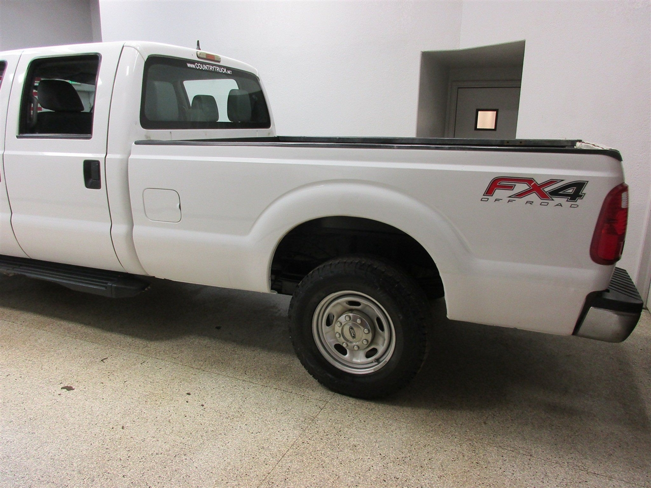2012 Ford F-250 HD XL Crew Cab Long Bed 4WD