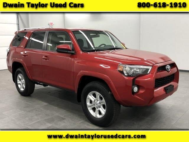 2018 Toyota 4Runner Trail 4WD