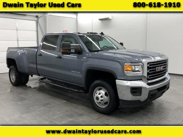 2016 GMC Sierra 3500HD Base Crew Cab 4WD