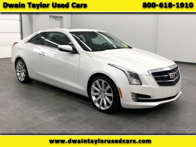 2015 Cadillac ATS Coupe 2.0L Turbo Luxury RWD
