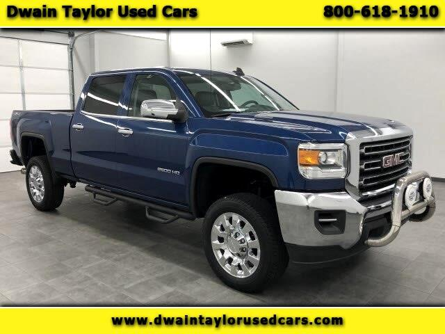 2015 GMC Sierra 2500HD Base Crew Cab 4WD
