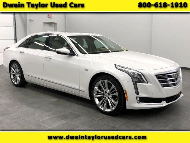 2017 Cadillac CT6 3.0L Platinum Twin Turbo AWD