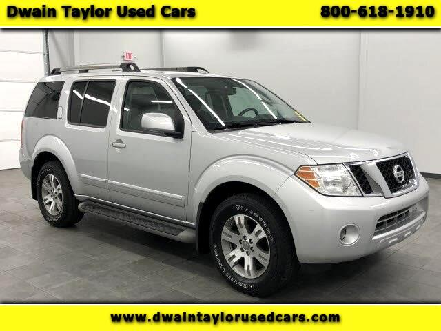 2012 Nissan Pathfinder Silver Edition 2WD