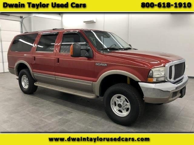 2000 Ford Excursion Limited 4WD