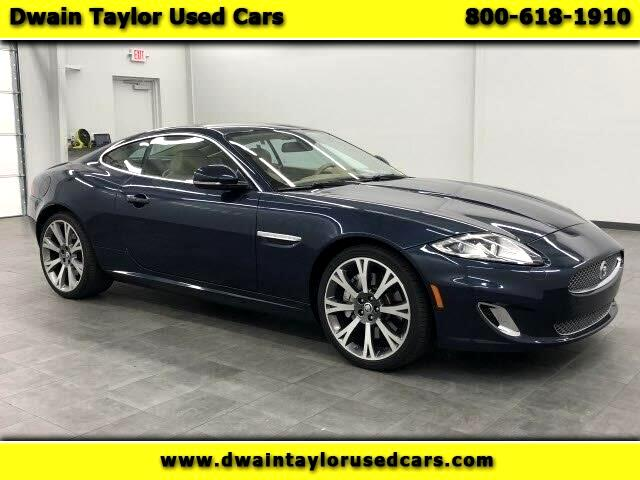 2013 Jaguar XK-Series XK Portfolio Coupe