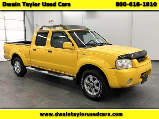 2003 Nissan Frontier SE-V6 Crew Cab Long Bed 2WD