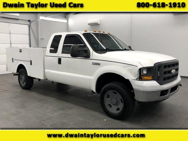 Ford F-350 SD XLT SuperCab Long Bed 4WD 2005