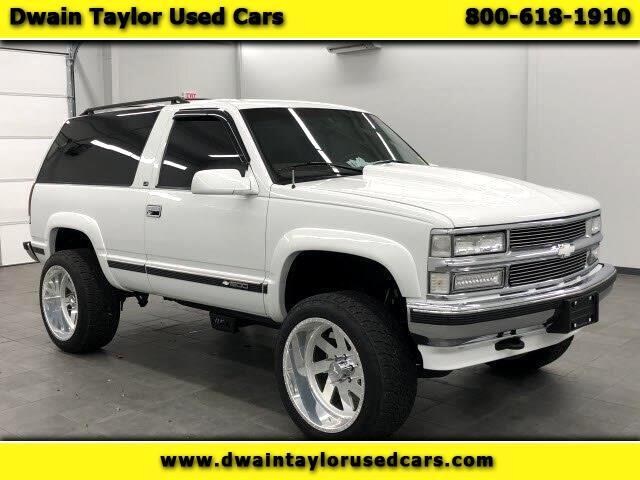 Chevrolet Tahoe 2-Door 4WD 1997