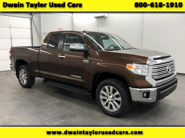 Toyota Tundra Limited 5.7L Double Cab 4WD 2015