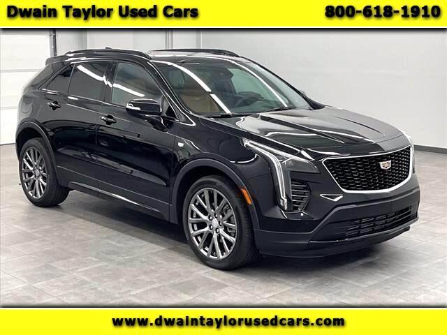 Cadillac XT4 Sport AWD 2020