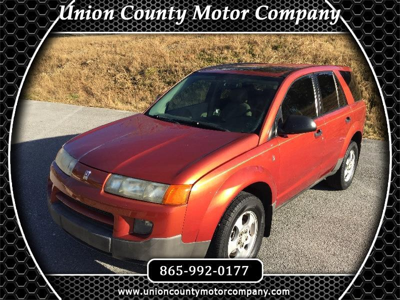 2003 Saturn VUE AWD