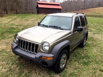 2004 Jeep LIBERTY SP